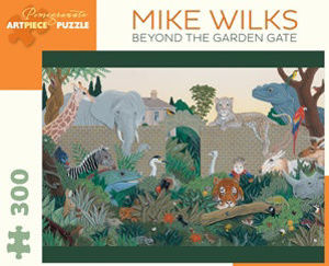 Picture of MIKE WILKS: BEYOND THE GARDEN GATE 300PC PUZZLE