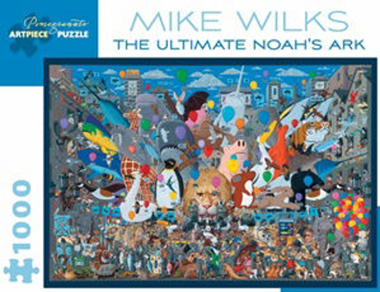 Picture of MIKE WILKS: ULTIMATE NOAHS ARK 1000PC PUZZLE