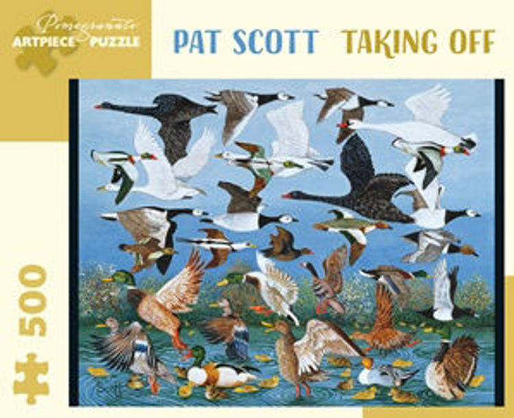 Picture of PAT SCOTT: TAKING OFF 500PC PUZZLE