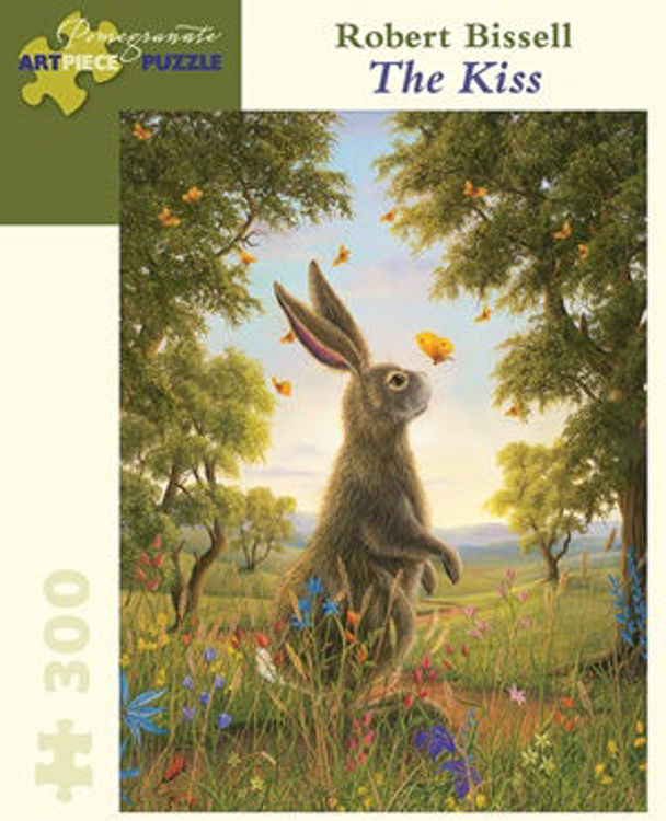 Picture of ROBERT BISSELL: THE KISS 300PC PUZZLE